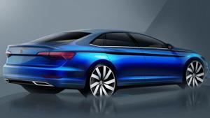 多款热门新车型集体申报,大众再发布全新Jetta设计图