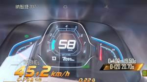 2017款1.6L CVT 旗舰版纳智捷U5 加速3