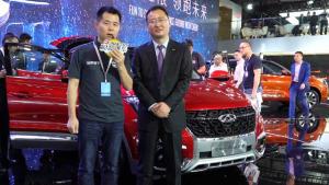 奇瑞范星:中国汽车品牌迎来最佳挑战合资时机