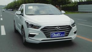 《新车充值党》之北京现代名图 趣评