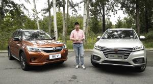 纯电SUV之选 闫闯评荣威ERX5和宋EV300