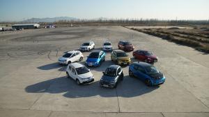 10款新能源车型加速对决预告片