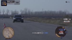 2017款奥迪A6L TFSI技术型 加速测试1