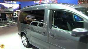 大众Caddy Maxi商用客货车 百变实用