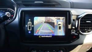 2017款 瑞虎5x 双离合豪华版 倒车影像视频