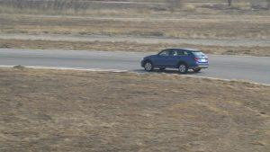 大众蔚领超级评测赛道操控测试项目