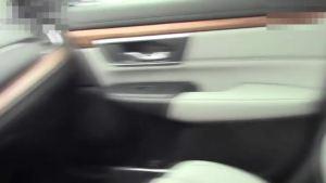 本田CR-V 搭配大尺寸L形尾灯组