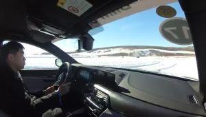 全新M5 四驱运动模式冰雪体验