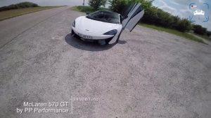 第一视角 720马力 迈凯轮 570 GT 试驾 PP性能