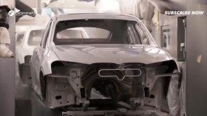 宝马X5、X6这些豪华SUV居然是这样生产出来的!