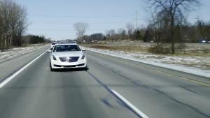 凯迪拉克CT6自动驾驶技术