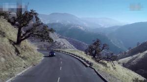 新款福特翼搏动态展示 配备四驱系统