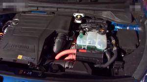 混动SUV起亚Niro 采用五门设计
