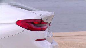 宝马6系GT外观展示 轴距3070毫米