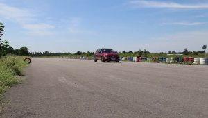 探歌T-ROC超级评测满载刹车测试