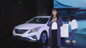 东风风行发布两款车型 纯电MPV对准了创业初期年轻群