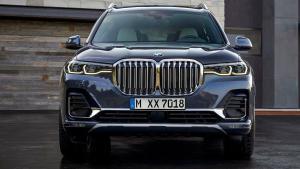宝马X7首款全尺寸SUV代表汽车奢侈品的巅峰之作完美展