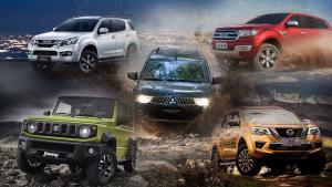 30万元内最值得购买合资硬派SUV | Benchmarker推荐榜