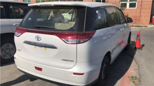 18款丰田普瑞维亚MPV,性能及配置详细讲解