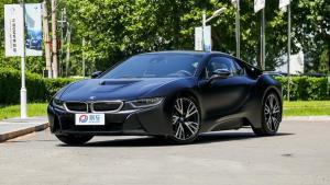 最强 BMW i8?4.0L V8宝马i8 GTR夺人眼球!