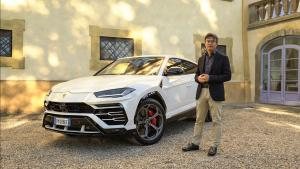 《夏东评车》兰博基尼Urus:超跑是怎样SUV的?