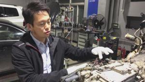 帕杰罗四驱系统最容易坏的地方,教你如何检测分动箱