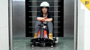 《疯狂女司机》预告片正式上线 办公楼都被她玩坏了