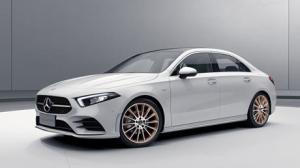 最值得购买的豪华紧凑型轿车系列——奔驰A级