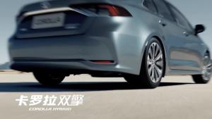 新款丰田卡罗拉和雷凌2018广州车展发布