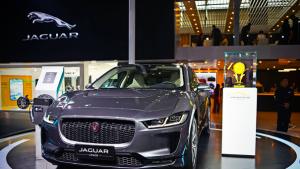 捷豹路虎发布6款2019年款车型 I-PACE迎来首批交付