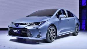 全新一代丰田卡罗拉15万元以内最重磅A车