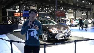 一汽丰田亚洲龙亮相广州车展,新旗舰带来全新感受
