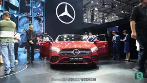 梅赛德斯-奔驰携多款重磅车型亮相2018广州国际汽车展