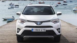 最值得购买的合资紧凑型SUV系列——丰田RAV4