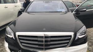 进口18款巴博斯奔驰S450加长版报价解析