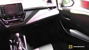 2020款丰田卡罗拉洛杉矶车展实拍