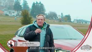 节目嘉宾携中国汽车致敬匠心