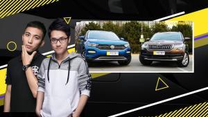 同门师兄弟巅峰对决 柯迪亚克 探岳谁是中产SUV首选