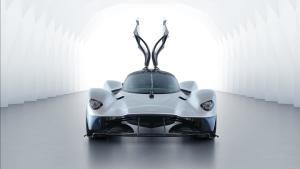 阿斯顿马丁Valkyrie超跑V12考斯沃斯发动机发布