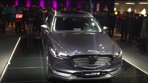 这部车的打法完全不同 大七座SUV新军CX-8了解一下