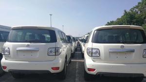 尼桑途乐Y62中东版 港口现车全国分期
