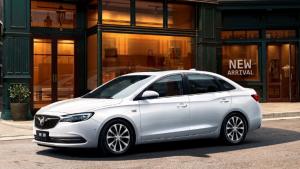别克三款国六排放车型上市 售13.69-16.89万元