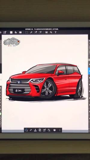 《中国汽车行》第二季 匠人匠心 手绘中国汽车