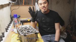 《越改越爽 》 水平对置发动机缸头组装与结构解析