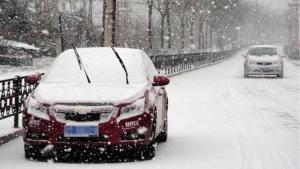 冬季冰雪天驾驶技巧,开车注意安全!