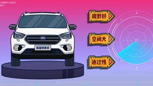 8车道:逆天驾控内核,SUV搭载的新套路