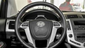 BYD车标那么难看,为什么就是不换?有这几个原因