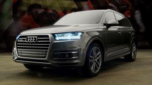全新进口奥迪Q7大量现车配置齐全最新报价