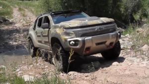 美国陆军测试军用车:Chevrolet Colorado ZH2