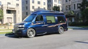 明星保姆最喜欢用的GMC房车商务之星